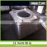 rotational moulding mould for rowing canoe/kayak/boat