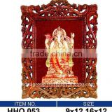 traditional Indian God picture frames