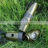 Military whistles led flashing whistle police whistle