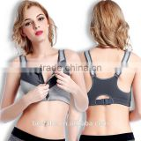 Custom dry fit sports yoga bra and pants sublimation sports bra leggings gym fitness wear set