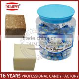 Halal New Press Cube Cheese Milk Candy