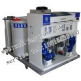 OURI RN-Series sodium hypochlorite generation system main index indicators, and operation cost