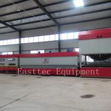 glass tempering furnace for glass window and door