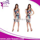 Quanzhou summer Slim Sexy woman night club Bandage Dress 2016