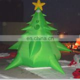 Christmas decoration inflatable Christmas tree yard decoration