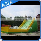 Customized size Inflatable zorb ramp/inflatable zorb ball slide/inflatable slide for zorb ball for sale