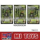 custom action figure plastic toy plastic toy guns