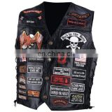 leather vest patches