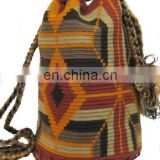 Wayuu Backpack-Capoterra BPB 01