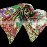 100% MERINO WOOL PRINTED AND JACQUARD SCARF FOR PROMOTION, RETAIL MARKET, BOUTIQUE CUSTOMER