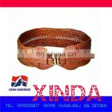 75 x 7cm Braided Belt with Buckles,OEM Orders Welcomed,Available in Various Designs
