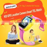 3G GPS Watch Kids Gms WCDMA SIM Card Smartwatch Mobile Watch Phone