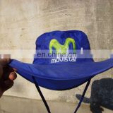 100 polyester foldable hat