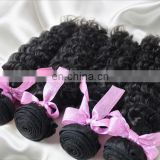 Hot Sale 100% Human Hair Brazilian Kinky Curly Weave Hair