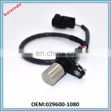 BAIXINDE High Quality Crankshaft Position Sensor 0296001080 029600-1080