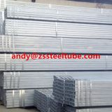 120 X 120 mm Hot Dipped Galvanized Steel Square Tubes, Furniture Pipes