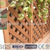 outdoor wood railing