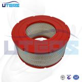 UTERS Replace HYDAC Air Filter Element 0005L010P accept custom