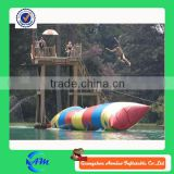 good price floating toys inflatable water blob jump balloon bag with good quality
