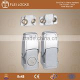 CE RoHS 2015 FEILEI DKS-1 Wenzhou wholesale zinc alloy high quality Metal Industrial sliding door lock