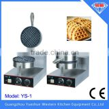 Hot sale popular single plate commercial egg waffle maker stick