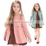 2014 autumn winter baby girls coat children's clothing winter coat for girls Image