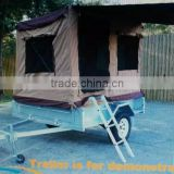 Factory sell car trailer tent camping trailer tent camper trailer