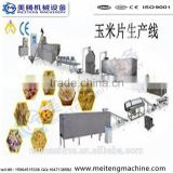 Bulk corn flakes making machine