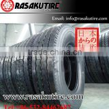 top quality JAPAN THECHNOLOGY truck tire 12.00r24 jinyu tires