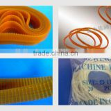 sewing machine timing belt PU belt pu conveyor belt pu v belt pu open end timing belt pu industry timing belt