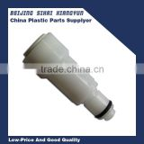 "3/8"" ILD1606PF male in pipe fitting with Gohn Guest cartridge for medical and ink printing plastic push fit fitting"