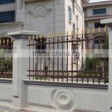 2016 fashion hot sale High quality garden used aluminum fence