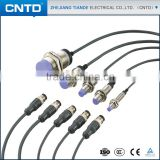 CNTD Hot Sell 2016 New Products NO NC Long Range Capacitive Label Proximity Sensor Switch