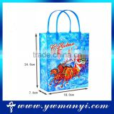 Yiwu Factory sale Transparent Christmas gift paper bag                                                                                                         Supplier's Choice