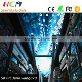 6mm advertising full color outdoor digital led screen/Ventilated outdoor led display