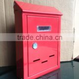 Fashion color cardboard box and large storage box for letters christmas cardboard storage box