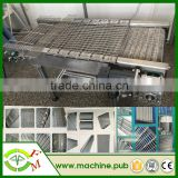 Good quality professional stainless steel 2016 new honeycomb mesh conveyor belt in china