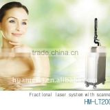 vertical pixel co2 fractional laser
