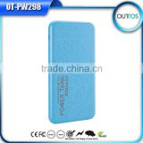 New product christmas gift USB universal power bank charger 4000mAh for smart phone