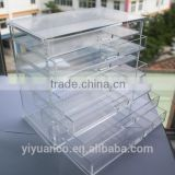 2015 cheap 6 drawer acrylic makeup organizer with ISO 9001                                                                         Quality Choice