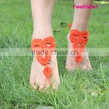 Fashionable China Wholesale Wedding Slave Barefoot Sandals