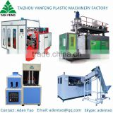 Professional Manufacturer from China LDPE/HDPE/LLDPE extrusion blow molding machine plastic bag making machinery