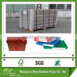 recycled grey paperboard production line