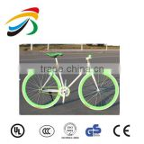 700C colorful alumunum alloy fixed gear bike with aluminum alloy Wheels
