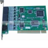 Good 8CH PCI type Cost Effective DSP Technology Call Recorder 8 Line Telephone Recorder C08