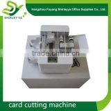 Factory direct price cheap id card cutter
