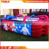 2016 high quality Hose hockey inflatable game/ inflatable Hose hockey interactive game for sale