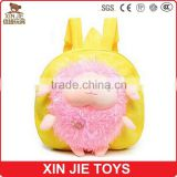 nice design backpack good quality kids backpack customize plush backpack