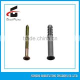 Plastic rivet fastener nylon frame fixing anchor