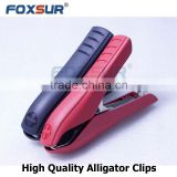 High quality 150A Alligator Clips test leads/Crocodile clips/ Battery charger clip test leads power bank clip 100mm